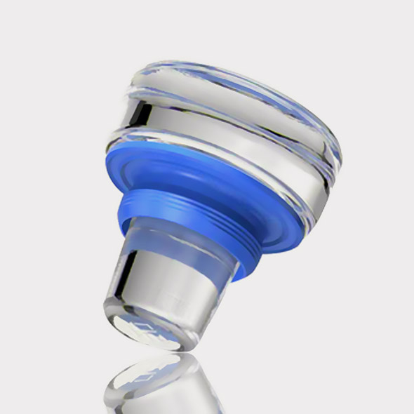 Tappo di vetro Vinolok