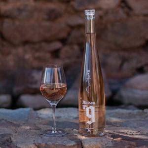 bottiglia con tappi di vetro Sigila Vinolok